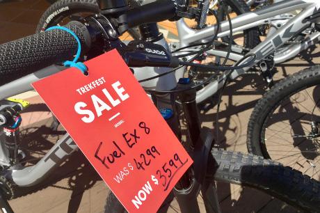 TrekFest Sale
